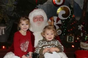 Santa page